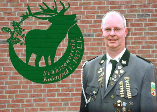1. Schießsportleiter - Friedhelm Kuchta