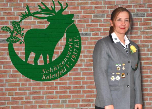 2. Damenleiterin Simone Behne